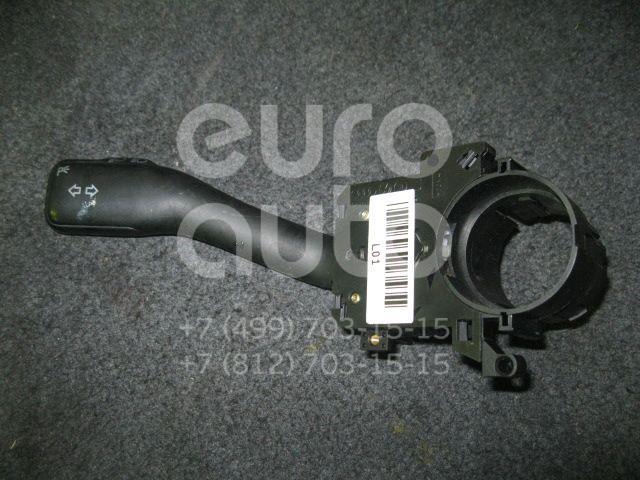 Переключатель поворотов подрулевой для VW,Audi,Skoda,Seat Passat [B5] 1996-2000;A2 [8Z0] 2000-2005;A3 (8L1) 1996-2003;A4 [B5] 1994-2001;TT(8N) 1998-2006;Octavia (A4 1U-) 2000-2011;Leon (1M1) 1999-2006;Toledo II 1999-2006;Octavia 1997-2000 - Фото №1