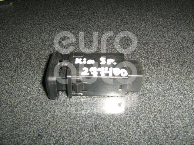 Кнопка обогрева заднего стекла для Kia Sportage 1994-2006 - Фото №1