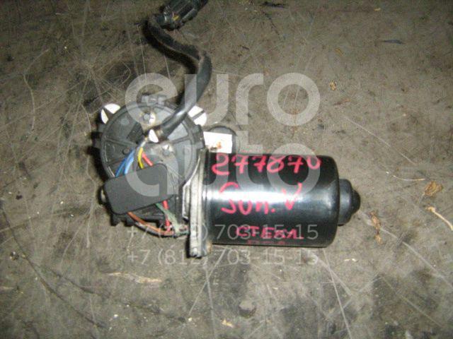Моторчик стеклоочистителя передний для Hyundai Sonata V (NEW EF) 2001> - Фото №1