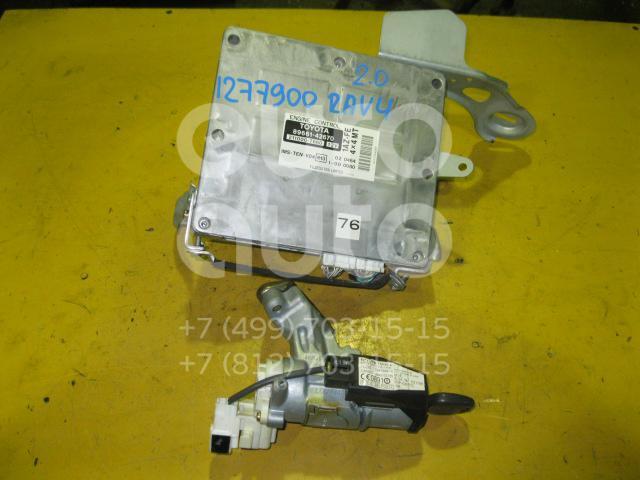 Блок управления двигателем для Toyota RAV 4 2000-2005 - Фото №1