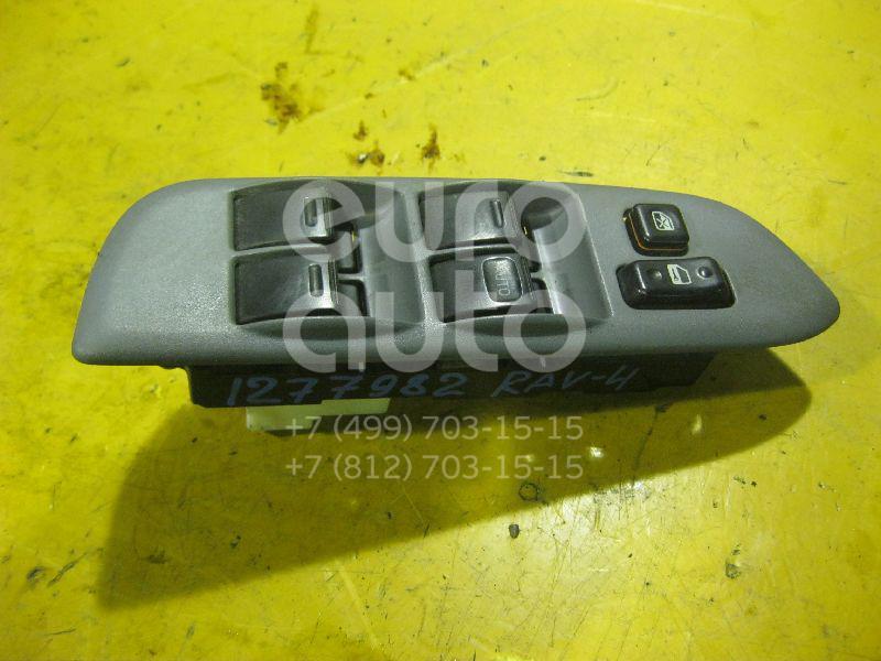 Блок управления стеклоподъемниками для Toyota RAV 4 2000-2005 - Фото №1