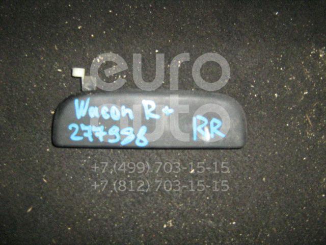 Ручка двери задней наружная правая для Suzuki Wagon R+(EM) 1998-2000 - Фото №1
