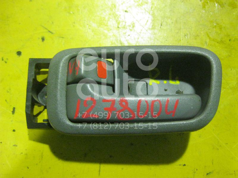 Ручка двери внутренняя левая для Toyota RAV 4 2000-2005 - Фото №1