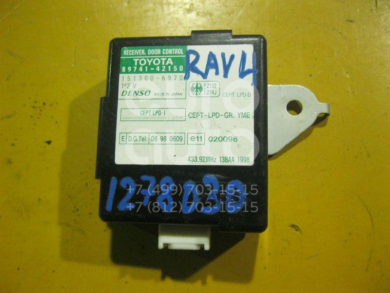 Блок электронный для Toyota RAV 4 2000-2005 - Фото №1