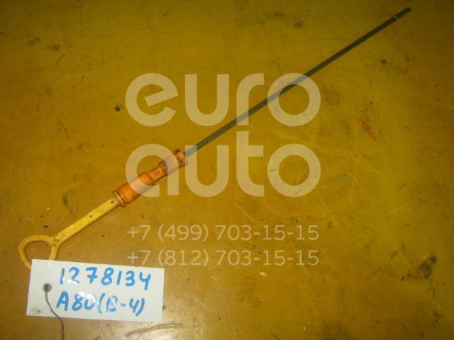 Щуп масляный для Audi,VW 80/90 [B4] 1991-1994;80/90 [B3] 1986-1991;100/200 [44] 1983-1991;100 [C4] 1991-1994;A4 [B5] 1994-2001;A6 [C4] 1994-1997;Passat [B2] >1988;Passat [B5] 1996-2000;A6 [C5] 1997-2004 - Фото №1