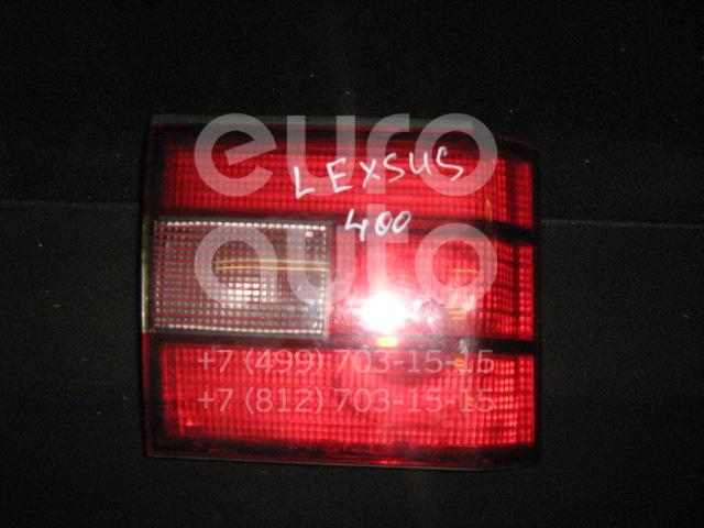 Фонарь задний внутренний левый для Lexus LS 400 (UCF10) 1989-1994 - Фото №1