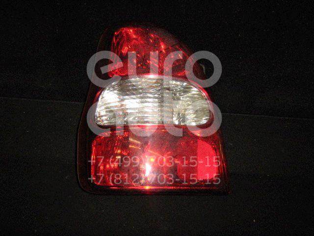 Фонарь задний левый для Kia Carnival 1999-2005 - Фото №1
