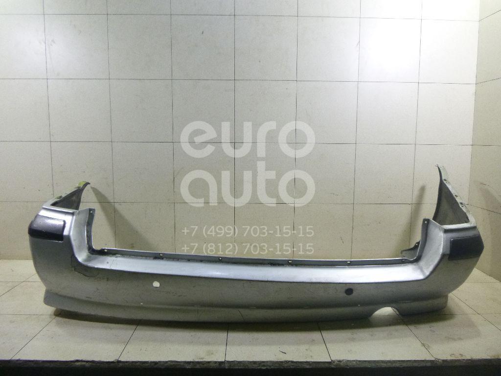 Бампер задний для Mitsubishi Space Wagon (N8,N9) 1998-2004 - Фото №1