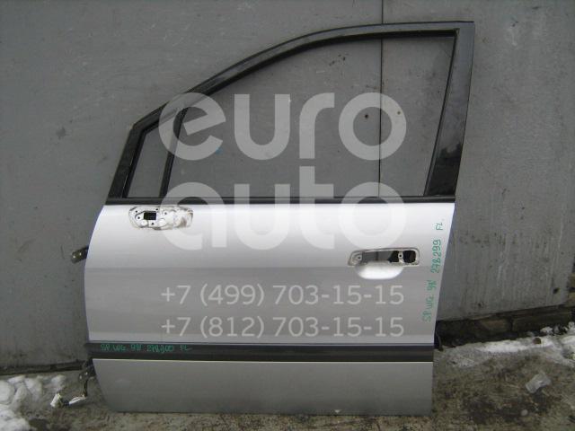 Молдинг передней левой двери для Mitsubishi Space Wagon (N8,N9) 1998-2004 - Фото №1