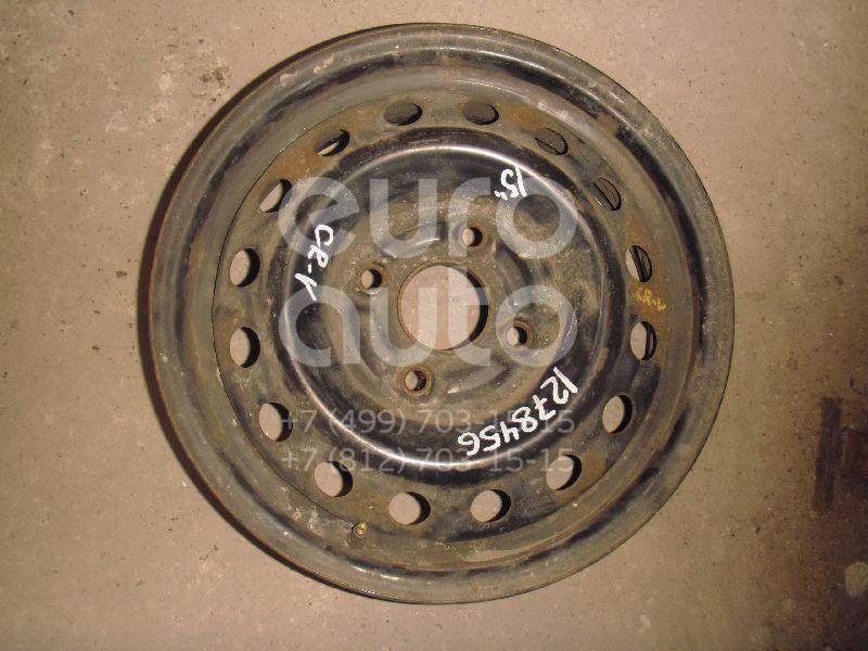 Диск колесный железо для Honda CR-V 1996-2002 - Фото №1