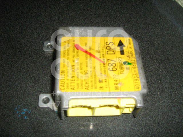 Блок управления AIR BAG для Mitsubishi Space Wagon (N8,N9) 1998-2004 - Фото №1