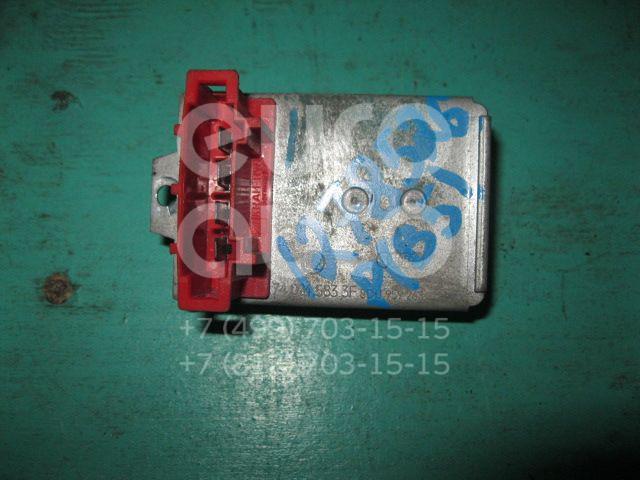 Резистор отопителя для VW,Audi,Skoda Passat [B5] 1996-2000;A4 [B5] 1994-2001;Passat [B5] 2000-2005;Superb 2002-2008 - Фото №1