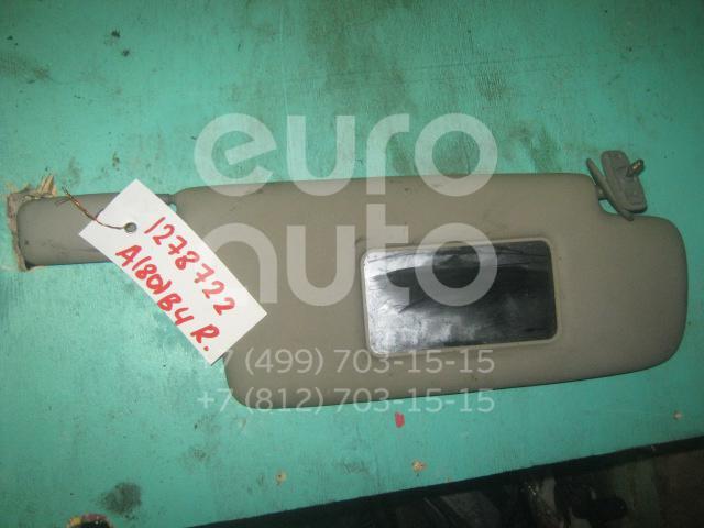 Козырек солнцезащитный (внутри) для Audi 80/90 [B4] 1991-1994 - Фото №1