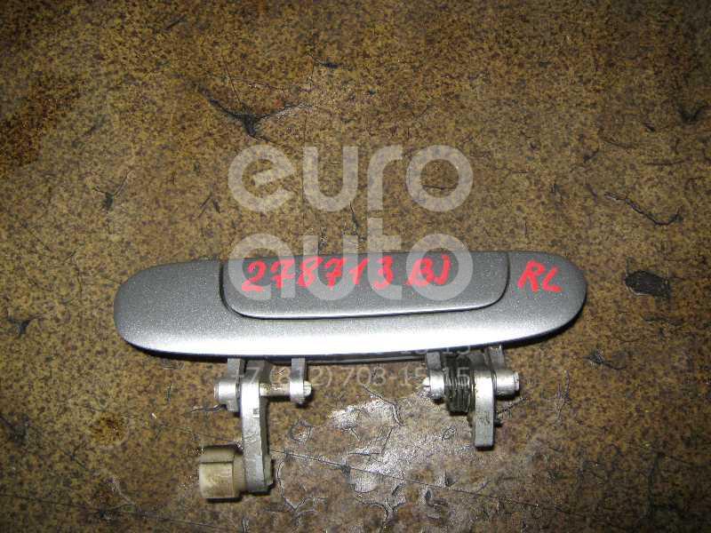 Ручка двери задней наружная левая для Mazda 323 (BJ) 1998-2003 - Фото №1