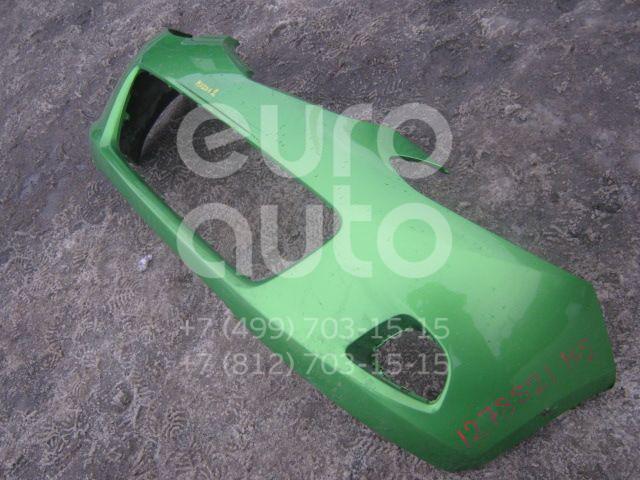 Бампер передний для Mazda Mazda 2 (DY) 2003-2006 - Фото №1