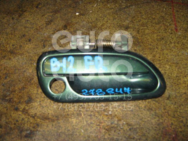 Ручка двери передней наружная правая для Subaru Legacy Outback (B12) 1998-2003 - Фото №1