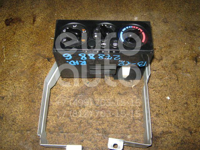 Блок управления отопителем для Subaru Legacy Outback (B12) 1998-2003 - Фото №1