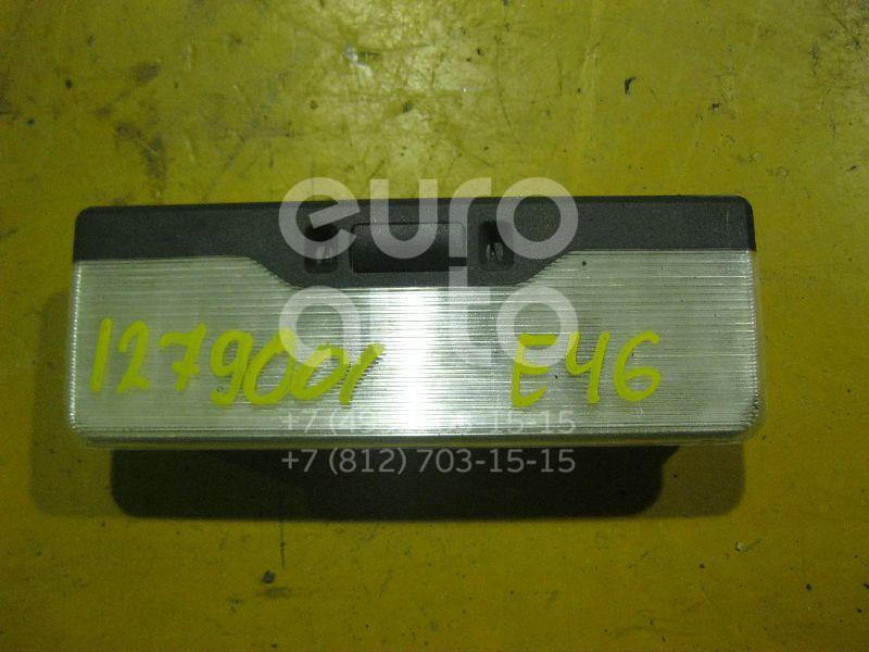 Плафон салонный для BMW 3-серия E46 1998-2005;X3 E83 2004-2010;Z4 E85 2002-2008 - Фото №1