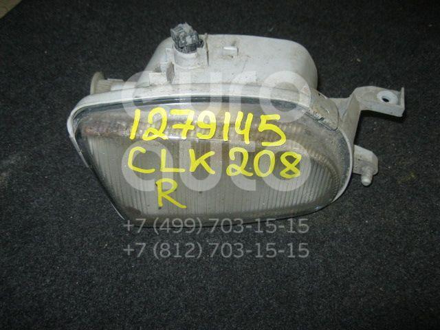 Фара противотуманная правая для Mercedes Benz C208 CLK coupe 1997-2002 - Фото №1