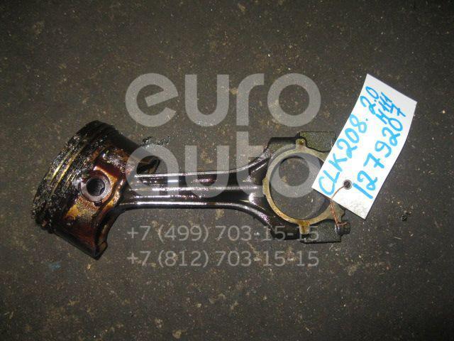 Поршень с шатуном для Mercedes Benz C208 CLK coupe 1997-2002 - Фото №1