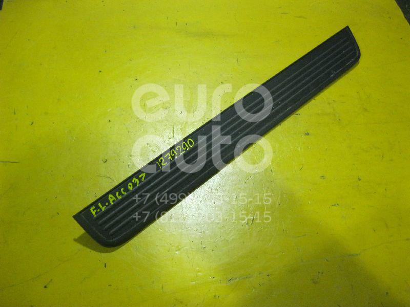 Накладка порога (внутренняя) для Honda Accord VII 2003-2008 - Фото №1