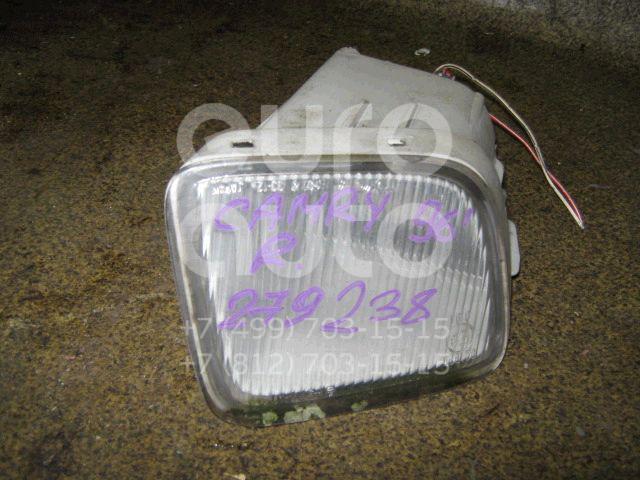 Фара противотуманная правая для Toyota Camry V20 1996-2001 - Фото №1