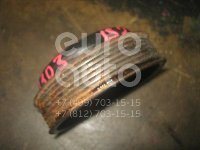 Шкив водяного насоса (помпы) для Lexus,Toyota IS 250/350 2005-2013;Camry V40 2006-2011;RX 300/330/350/400h 2003-2009;RAV 4 2006-2013;GS 300/400/430 2005-2011;RX 350/450H 2009-2015;Highlander II 2007-2013;Sienna III 2010>;Camry V50 2011> - Фото №1