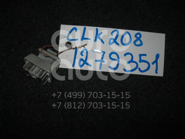Крепеж козырька для Mercedes Benz C208 CLK coupe 1997-2002 - Фото №1