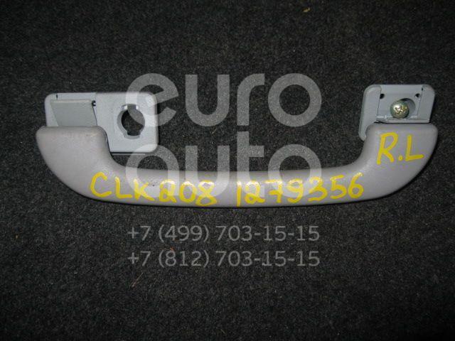 Ручка внутренняя потолочная для Mercedes Benz C208 CLK coupe 1997-2002;W210 E-Klasse 2000-2002 - Фото №1