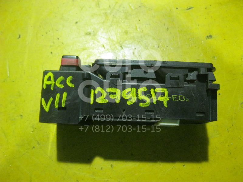 Блок управления стеклоподъемниками для Honda Accord VII 2003-2008 - Фото №1