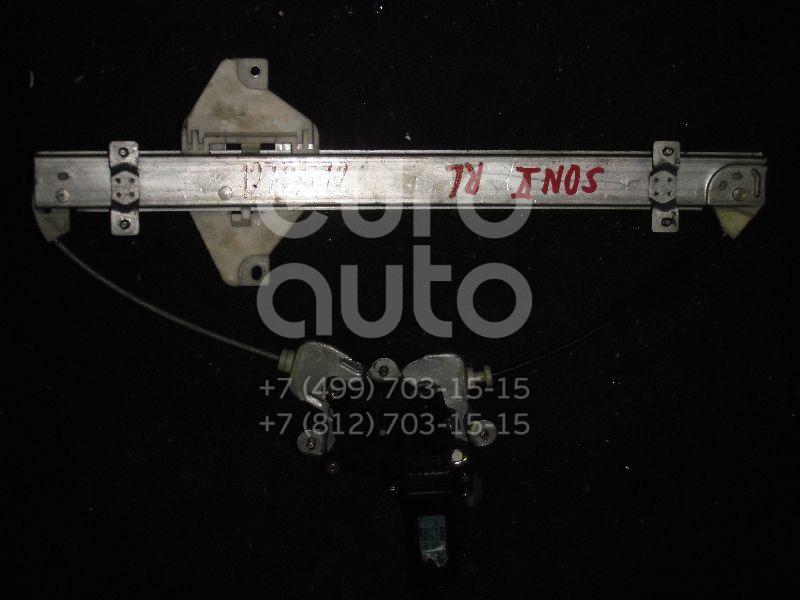 Стеклоподъемник электр. задний левый для Hyundai,Kia Sonata IV (EF)/ Sonata Tagaz 2001-2012;Sonata IV (EF) 1998-2001;Magentis 2000-2005 - Фото №1