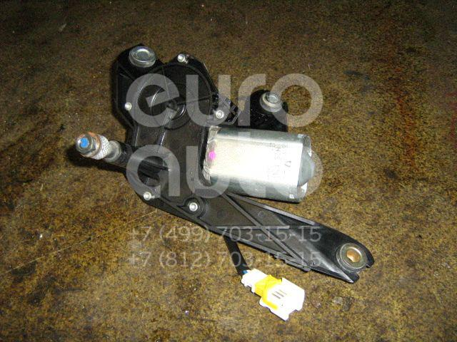 Моторчик стеклоочистителя задний для Nissan Primera P12E 2002> - Фото №1