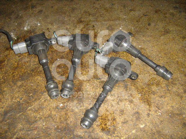 Катушка зажигания для Nissan Primera P12E 2002-2007;Teana J31 2006-2008;Maxima (A33) 2000-2005;X-Trail (T30) 2001-2006 - Фото №1