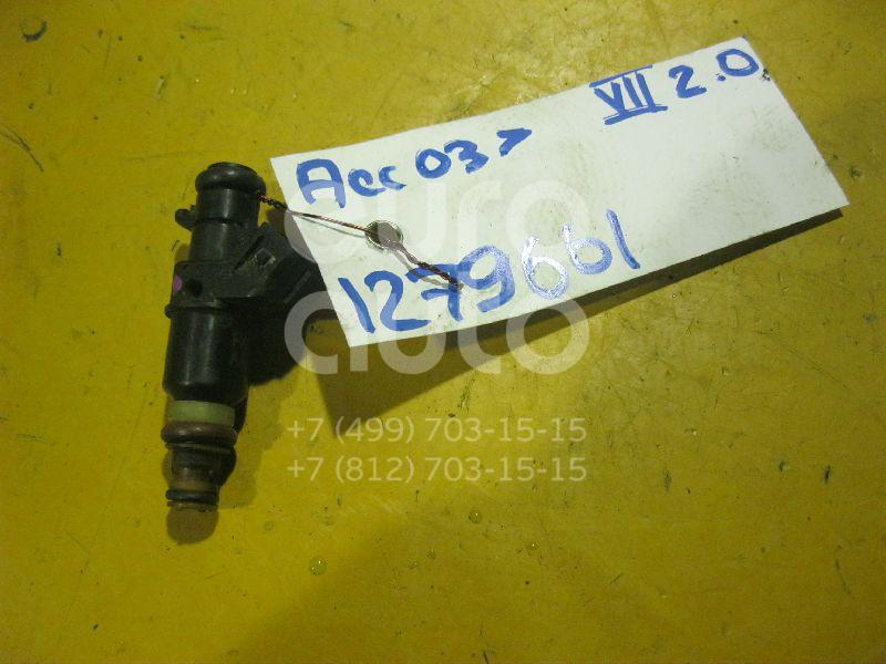 Форсунка инжекторная электрическая для Honda Accord VII 2003-2007;FR-V 2005>;CR-V 2002-2006 - Фото №1
