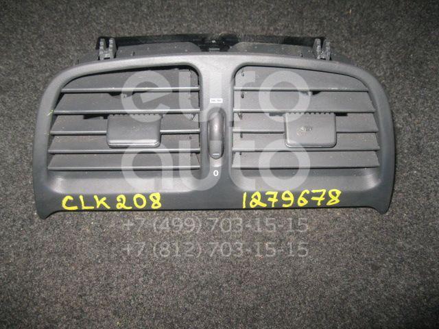 Дефлектор воздушный для Mercedes Benz C208 CLK coupe 1997-2002 - Фото №1