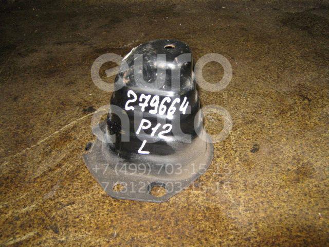 Кронштейн заднего бампера левый для Nissan Primera P12E 2002-2007 - Фото №1