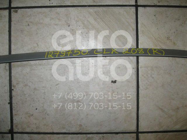 Молдинг крыши правый для Mercedes Benz C208 CLK coupe 1997-2002 - Фото №1