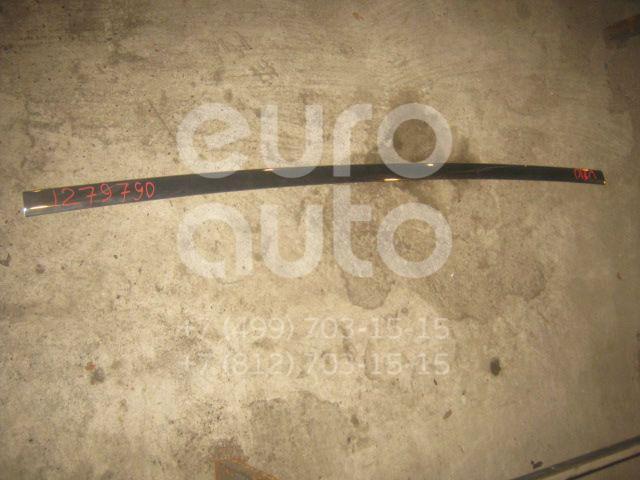 Молдинг заднего бампера центральный для Mercedes Benz W210 E-Klasse 1995-2000 - Фото №1