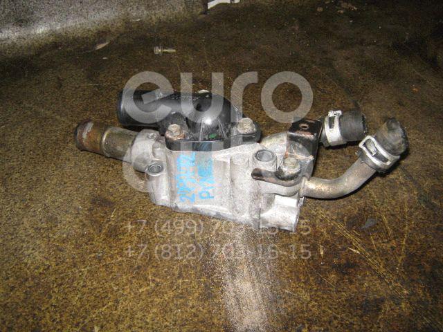 Корпус термостата для Nissan Primera P12E 2002-2007;Primera P11E 1996-2002;Almera N16 2000-2006 - Фото №1