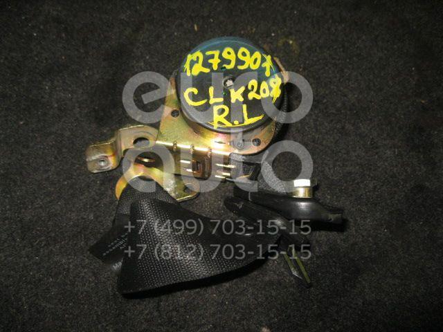 Ремень безопасности для Mercedes Benz C208 CLK coupe 1997-2002 - Фото №1