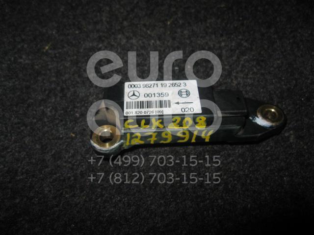 Датчик AIR BAG для Mercedes Benz C208 CLK coupe 1997-2002;W140 1991-1999;W202 1993-2000;W210 E-Klasse 1995-2000;R170 SLK 1996-2004 - Фото №1