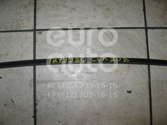 Молдинг лобового стекла для Mercedes Benz C208 CLK coupe 1997-2002 - Фото №1