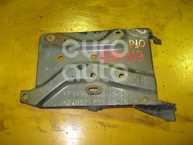 Крепление АКБ (корпус/подставка) для Nissan Primera P10E 1990-1996;Sunny N14 1990-1995;Sunny Y10 1990-2000 - Фото №1