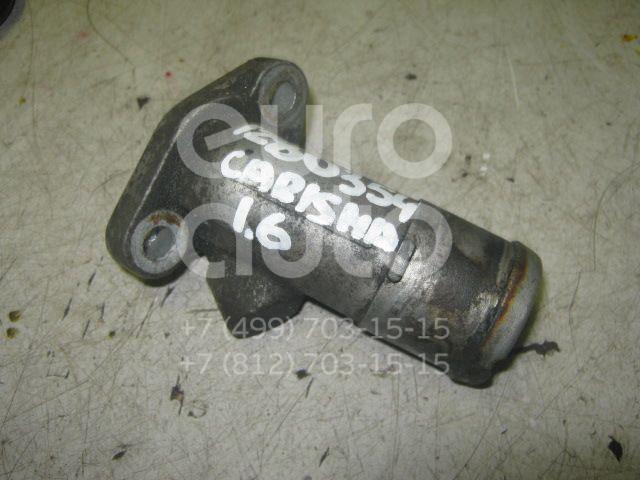 Фланец двигателя системы охлаждения для Mitsubishi Carisma (DA) 1995-2000;Lancer (CK) 1996-2003;Space Star 1998-2004;Carisma (DA) 2000-2003 - Фото №1