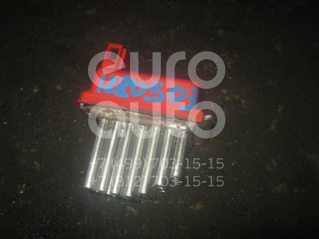 Резистор отопителя для Skoda Golf IV/Bora 1997-2005;A3 (8L1) 1996-2003;A4 [B5] 1994-2000;TT(8N3) 1998-2006;Octavia (A4 1U-) 2000-2011;Octavia 1997-2000;Passat [B3] 1988-1993;Passat [B4] 1994-1996;Passat [B5] 1996-2000 - Фото №1