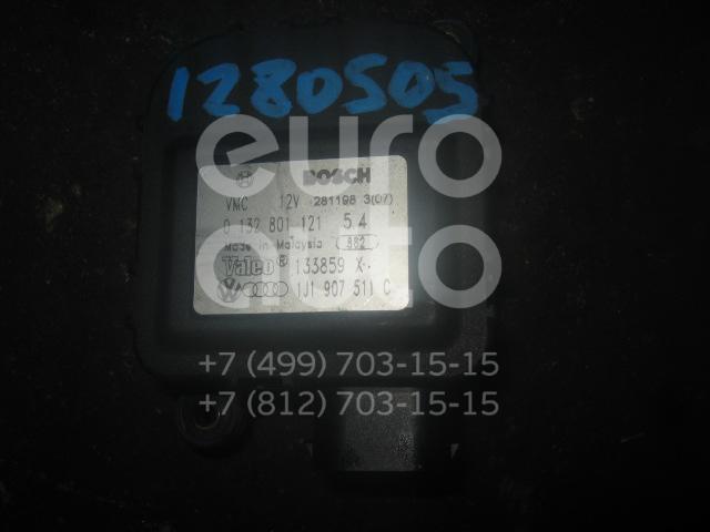 Моторчик заслонки отопителя для VW,Audi Golf IV/Bora 1997-2005;A3 (8L1) 1996-2003;Lupo 1998-2005;Polo 2001-2009 - Фото №1