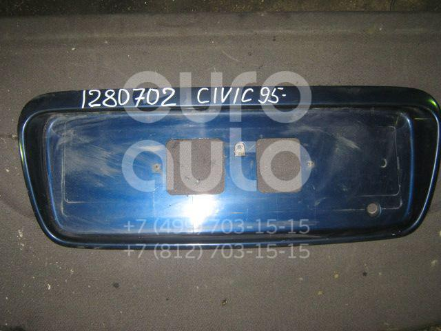 Накладка крышки багажника для Honda Civic (EJ, EK Sed+3HB) 1995-2001 - Фото №1