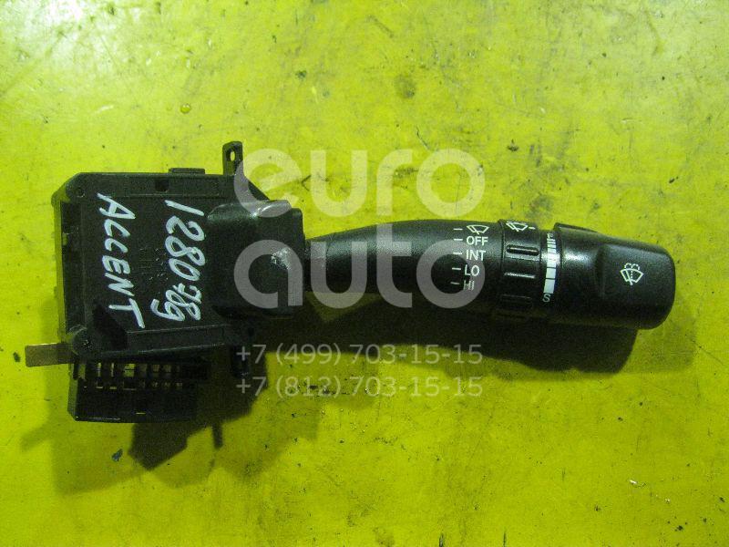 Переключатель стеклоочистителей для Hyundai Accent II (+ТАГАЗ) 2000-2012 - Фото №1
