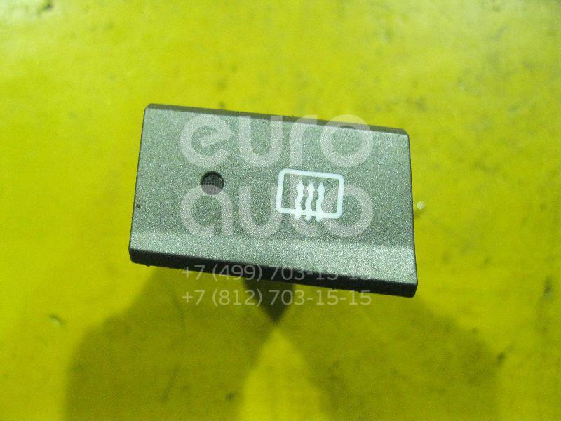 Кнопка обогрева заднего стекла для Hyundai Accent II (+ТАГАЗ) 2000-2012 - Фото №1