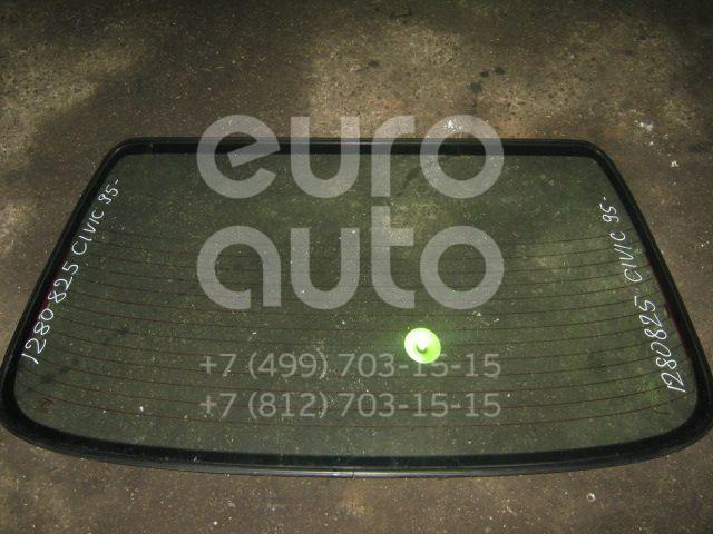 Стекло заднее для Honda Civic (EJ, EK Sed+3HB) 1995-2001 - Фото №1